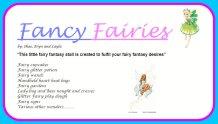 Fancy Fairies