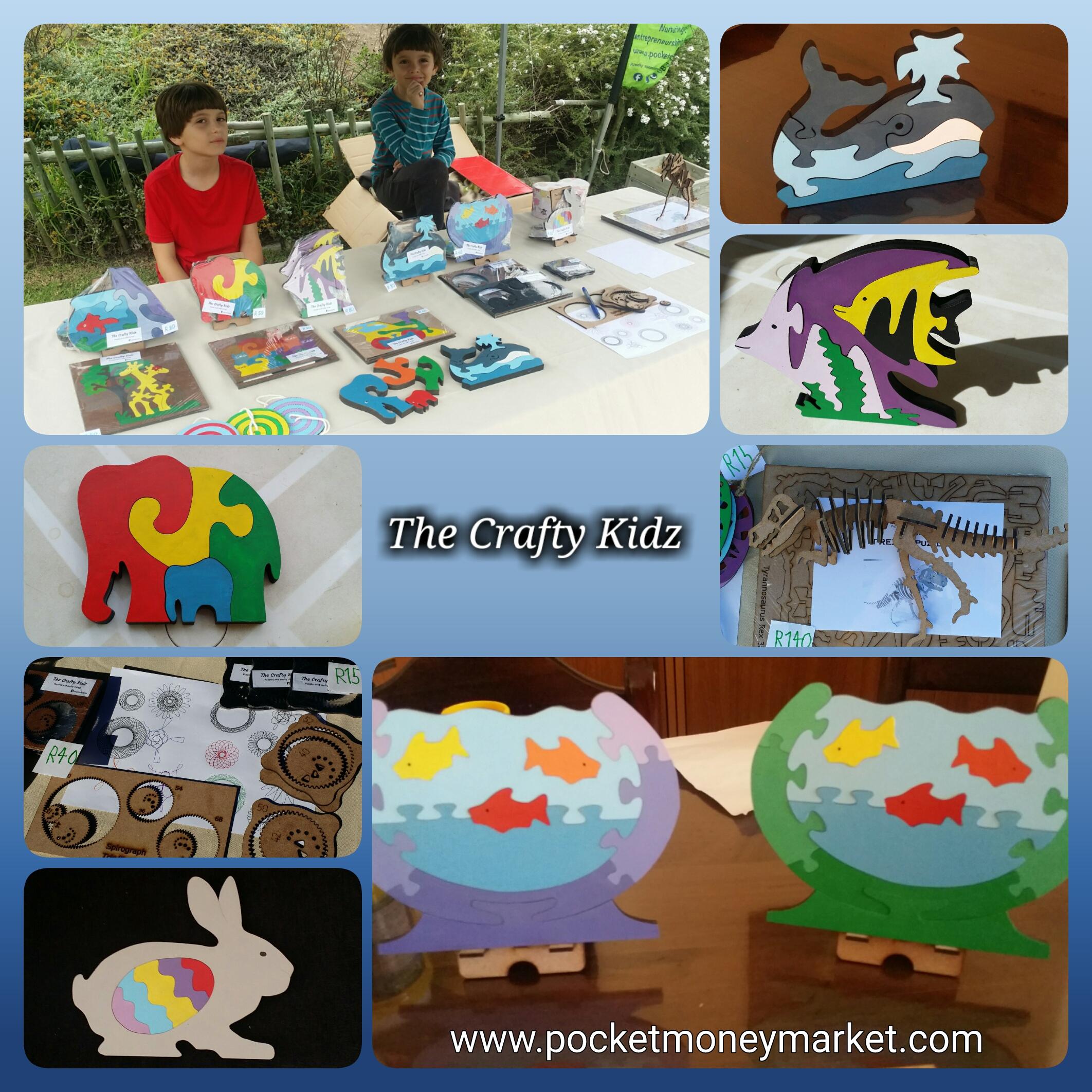 Market day fundraiser prizes for kids